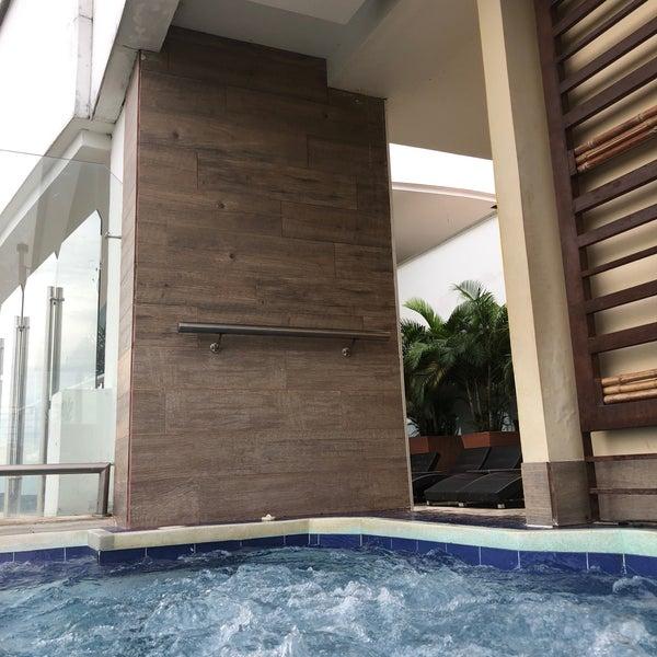 Photo prise au GHL Grand Hotel Villavicencio par Juan Diego S. le5/6/2018