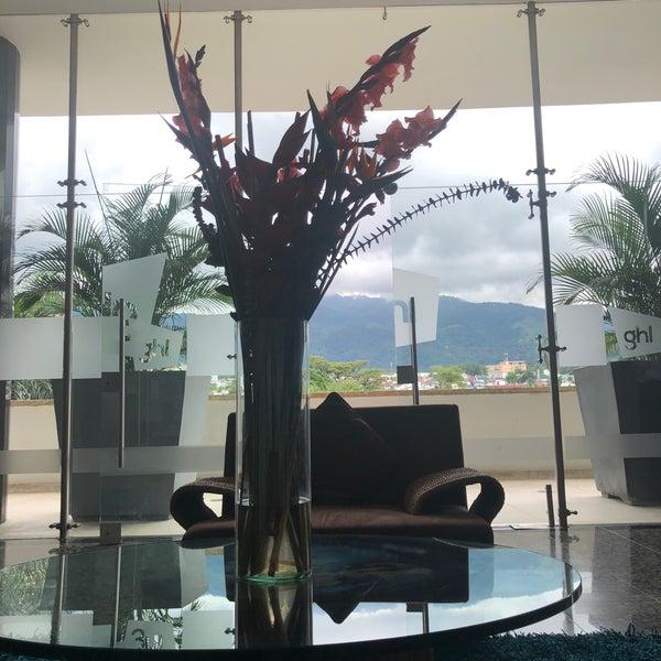 Foto scattata a GHL Grand Hotel Villavicencio da Juan Diego S. il 5/7/2018