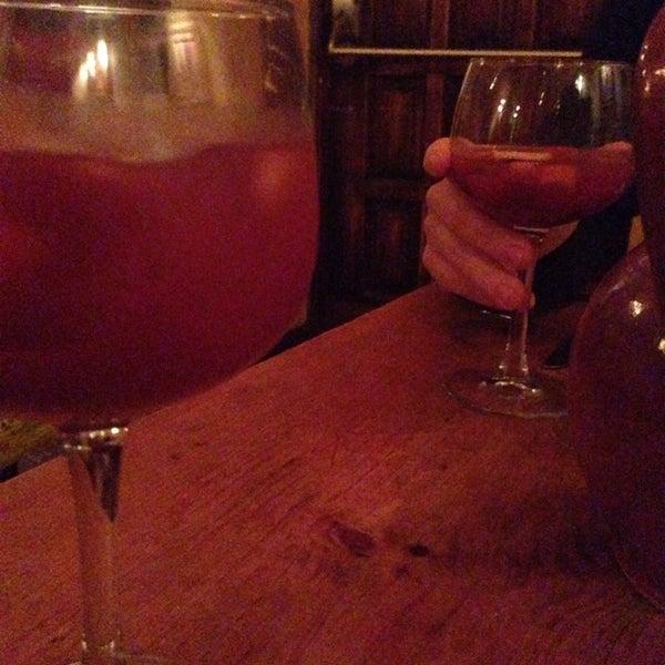 2/6/2014にAlana M.がTasca Spanish Tapas Restaurant & Barで撮った写真