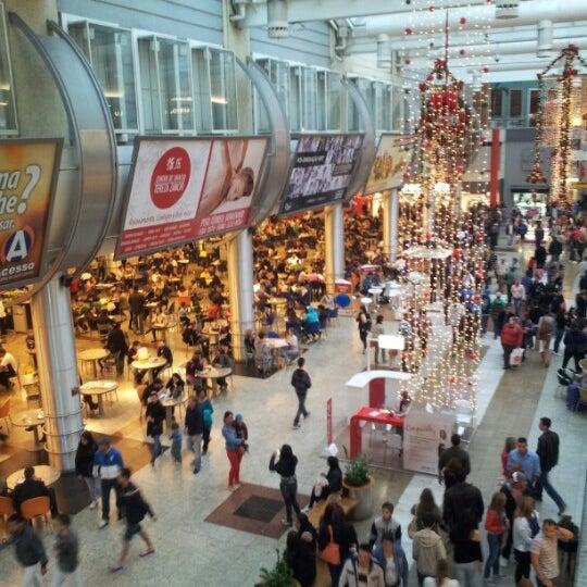 11/25/2012 tarihinde Ferdinando T.ziyaretçi tarafından Shopping Estação'de çekilen fotoğraf