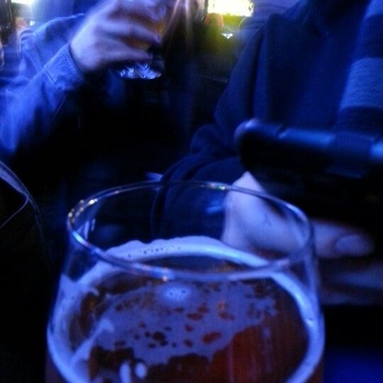 Снимок сделан в Headquarters Beercade пользователем mAdius 11/25/2012