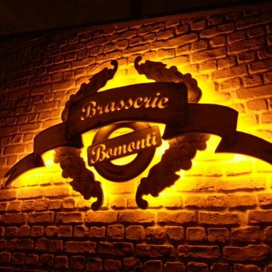 รูปภาพถ่ายที่ Brasserie Bomonti โดย Gökhan A. เมื่อ 1/16/2013