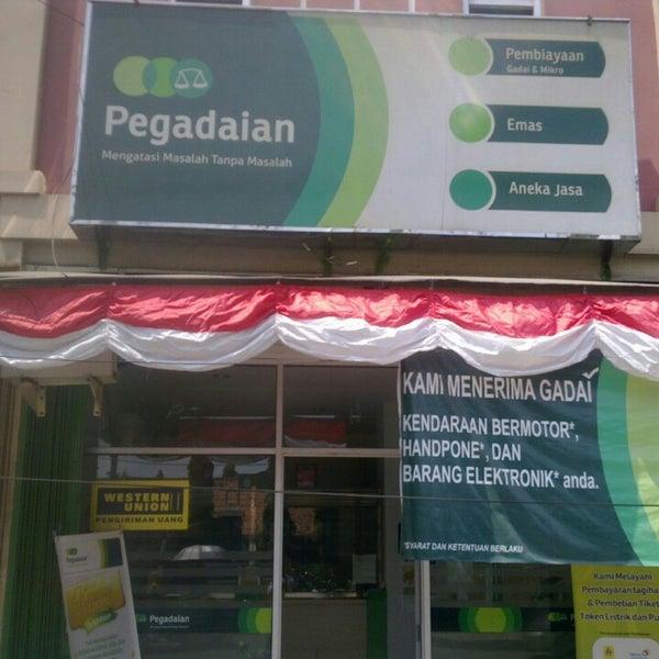 Photos At Pegadaian Cabang Karawang Building