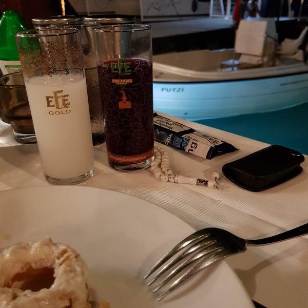 8/20/2018 tarihinde Coskun A.ziyaretçi tarafından Fethiye Yengeç Restaurant'de çekilen fotoğraf