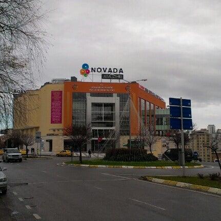 Foto tomada en Novada Ataşehir por Serdar A. el 1/25/2013