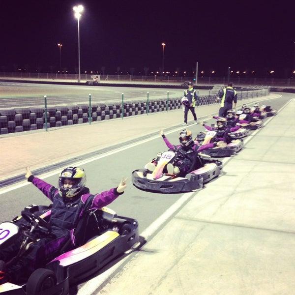 Foto scattata a Bahrain International Circuit da Laila A. il 2/28/2013
