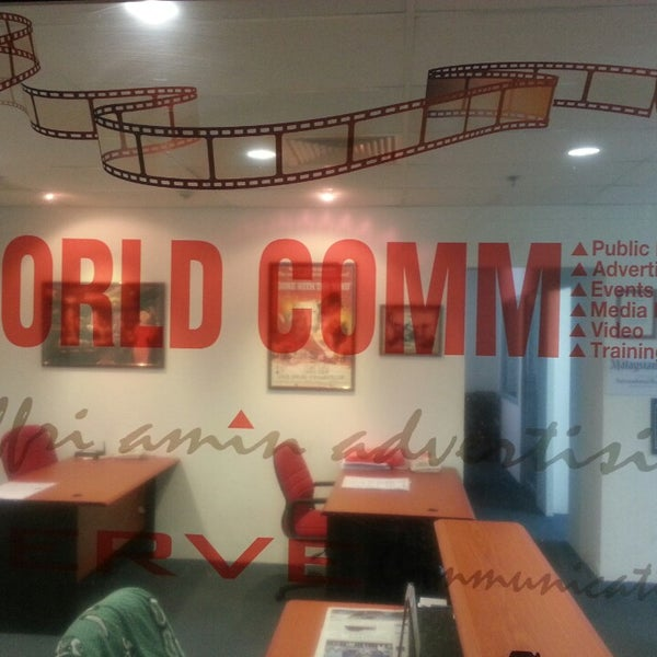 Photos At World Communication Network Resources M Sdn Bhd