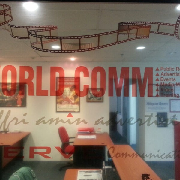 Photos At World Communications Network Resources M Sdn Bhd