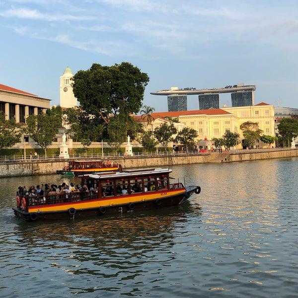 Photo prise au Singapore River par Ivan T. le3/10/2019