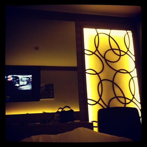 3/8/2013 tarihinde Arda Adil Ö.ziyaretçi tarafından Grand Hotel Gaziantep'de çekilen fotoğraf