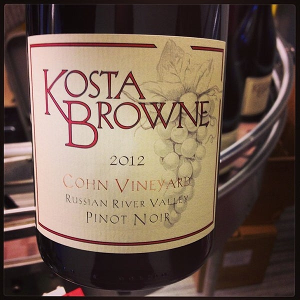 Photo taken at Kosta Browne Winery by Tony L. on 1/8/2014
