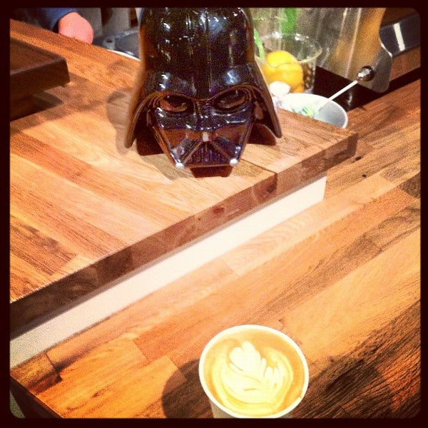 11/1/2012에 Eric P.님이 The Wormhole Coffee에서 찍은 사진