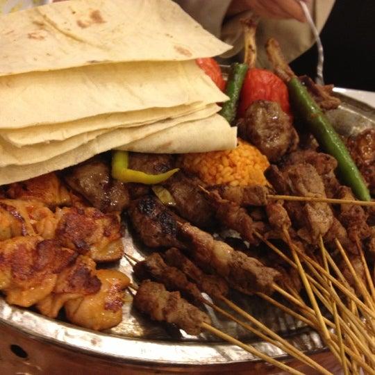 Foto diambil di Topçu Restaurant oleh Bahar B. pada 11/14/2012