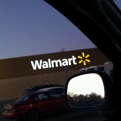 Walmart Supercenter - Big Box Store in Thomson