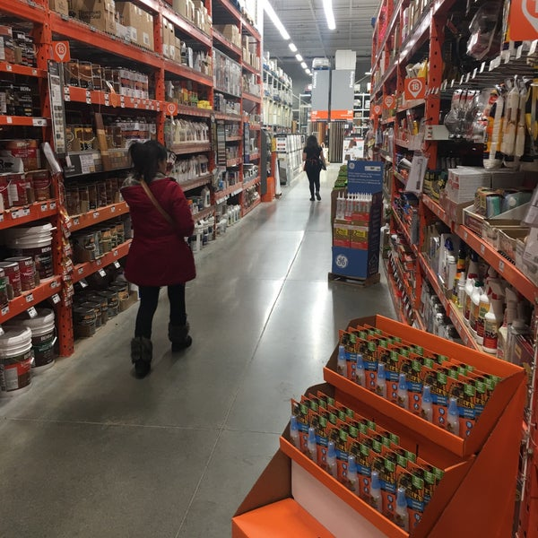 Shop Home Depot: Hardware Store In Eglinton East