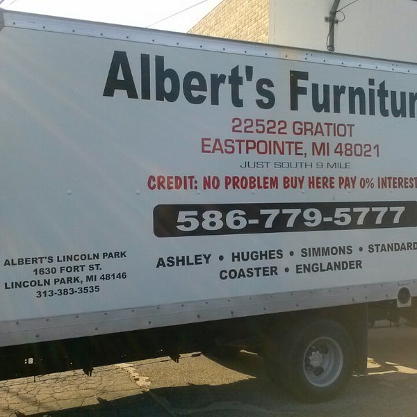 Photo Taken At Albert 39 S Furniture Liance By Damon