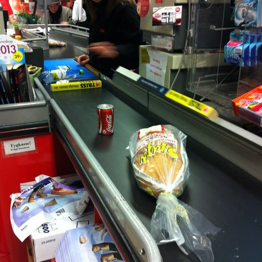 ica supermarket knalleland