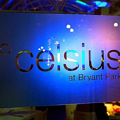 Foto tomada en Celsius at Bryant Park por Celsius at Bryant Park el 10/15/2014