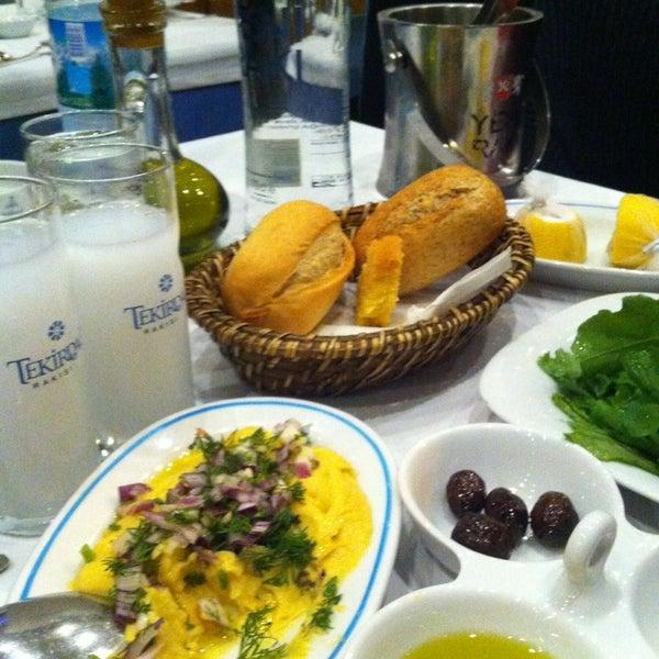 1/26/2013에 Olga A.님이 Cunda Balık Restaurant에서 찍은 사진