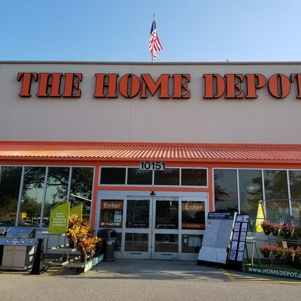The Home Depot Riverview Fl