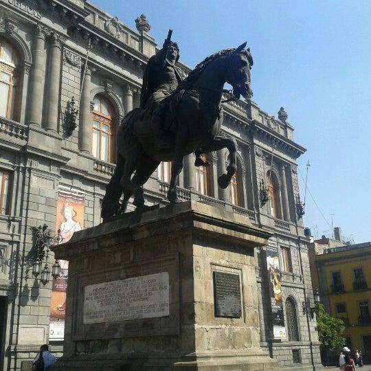 12/16/2012 tarihinde Juan Pablo E.ziyaretçi tarafından Museo Nacional de Arte (MUNAL)'de çekilen fotoğraf