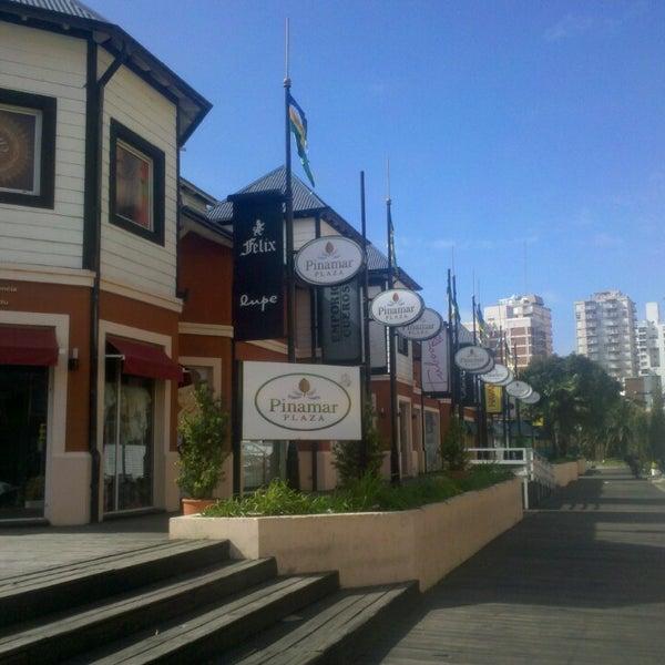 Centro Comercial Galerias: Galería Pinamar Plaza
