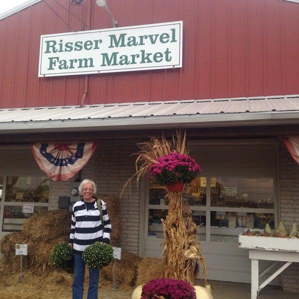 Risser Marvel Farm Market Farmers Market