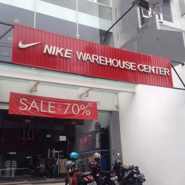 451e9a50fcf35c Photos at Nike Warehouse Center - Sporting Goods Shop in Semarang