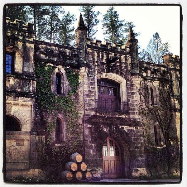 Снимок сделан в Chateau Montelena пользователем Jacinth S. 4/6/2013