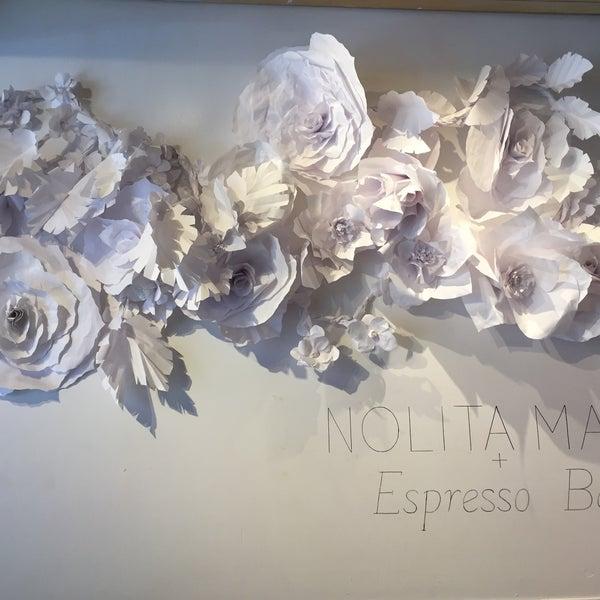 7/30/2016にFrederic D.がNolita Mart & Espresso Barで撮った写真