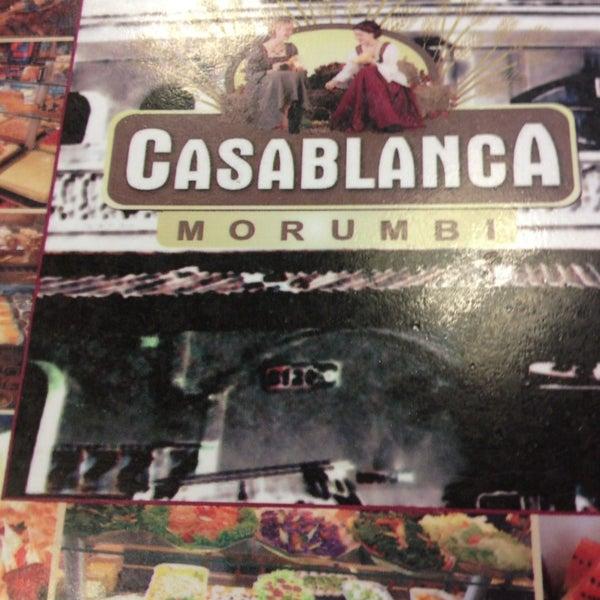 Foto scattata a Padaria Casablanca da Liliane M. il 1/12/2013