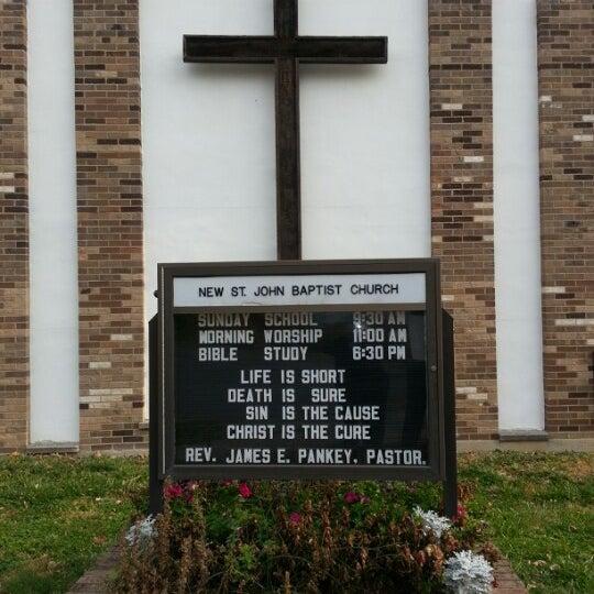 johns institutional baptist church - 540×540