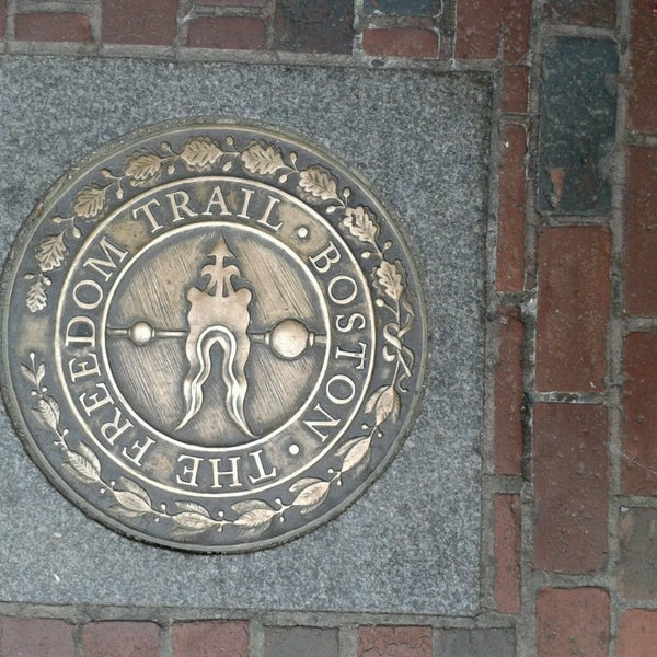 5/5/2013 tarihinde Janet M.ziyaretçi tarafından Old South Meeting House'de çekilen fotoğraf