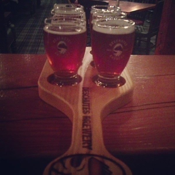 Photo prise au Deschutes Brewery Portland Public House par Peter Z. le7/3/2013