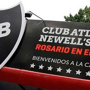 Foto scattata a Estadio Marcelo Bielsa (Club Atlético Newell's Old Boys) da Estadio Marcelo Bielsa (Club Atlético Newell's Old Boys) il 4/3/2017