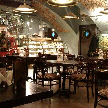Снимок сделан в Sicaffe пользователем Наталья П. 11/26/2012