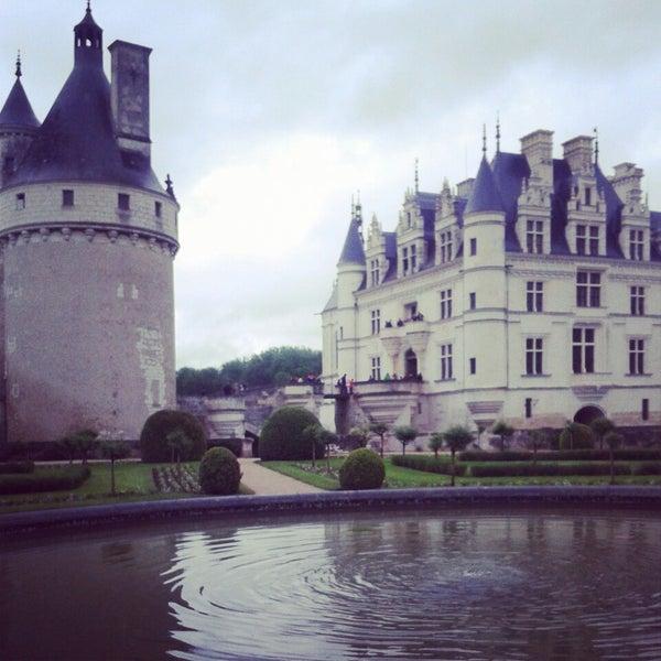 5/19/2013에 Alexandros M.님이 Château de Chenonceau에서 찍은 사진