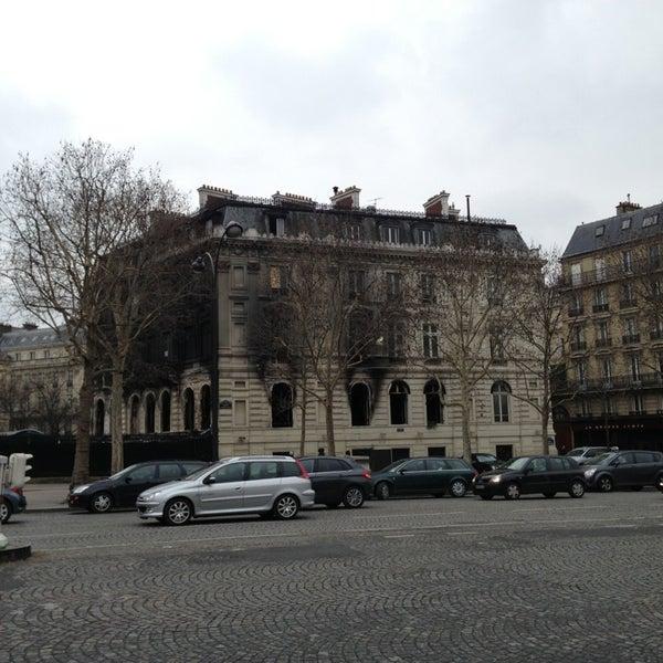 2/24/2013にCousin H.がL'ARC Parisで撮った写真