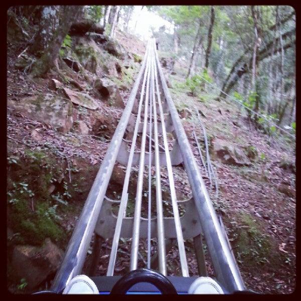 Foto diambil di Alpen Park oleh Daniel B. pada 9/27/2012