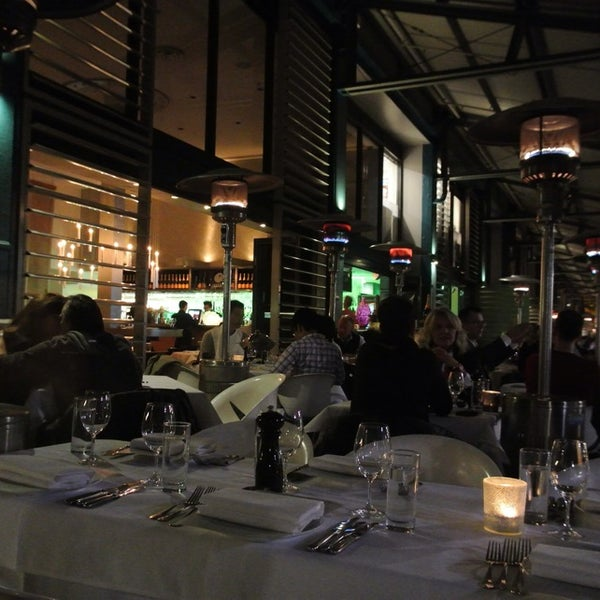 Foto scattata a Manta Restaurant da Munenori F. il 8/7/2013