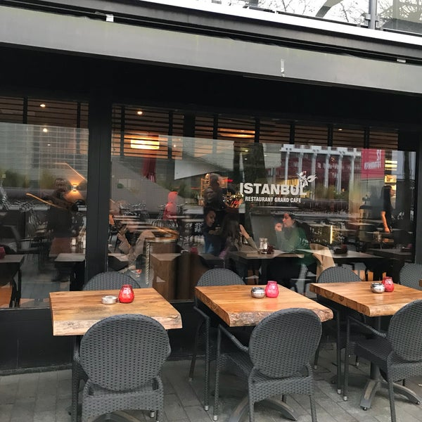 Istanbul Restaurant Grand Cafe Turkisches Restaurant In Rotterdam