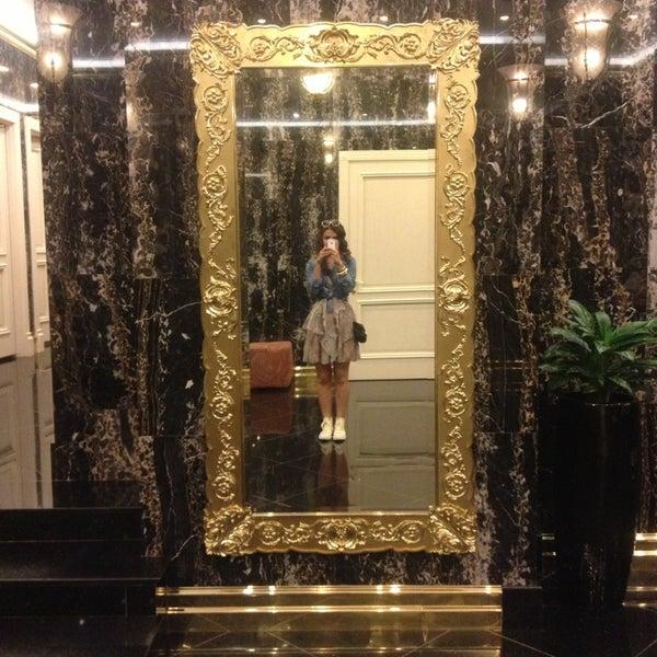 Foto scattata a Radisson Royal Hotel da Ekaterina G. il 7/13/2013