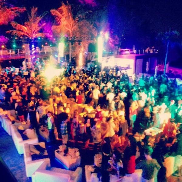 Снимок сделан в Blue Marlin Ibiza пользователем Ahmed E. 12/28/2012