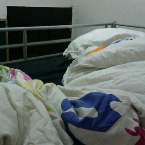 Photo Taken At Wow Hostel By Anastasia U On 11 25 2012