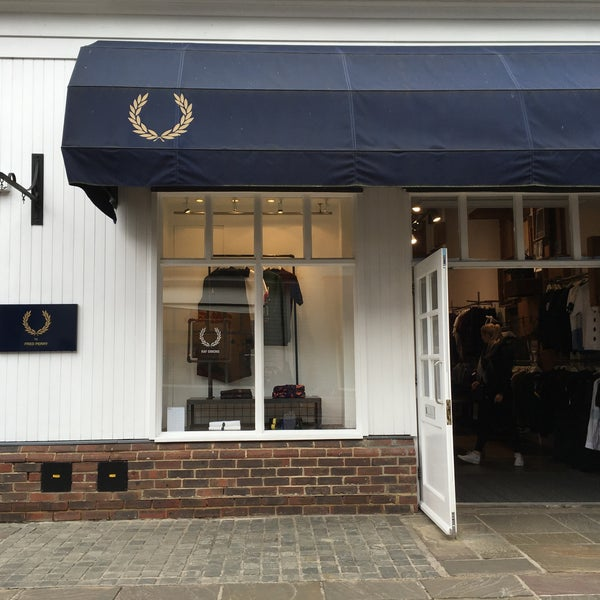 Fred Perry Outlet (Now Closed) - Bicester, Oxfordshire