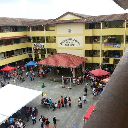 Photos At Smk Menjalara High School In Kuala Lumpur