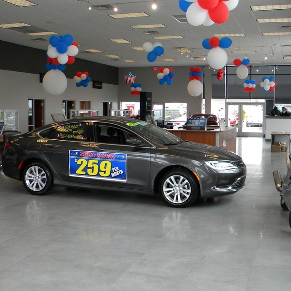 east tennessee dodge chrysler jeep ram auto dealership in crossville foursquare