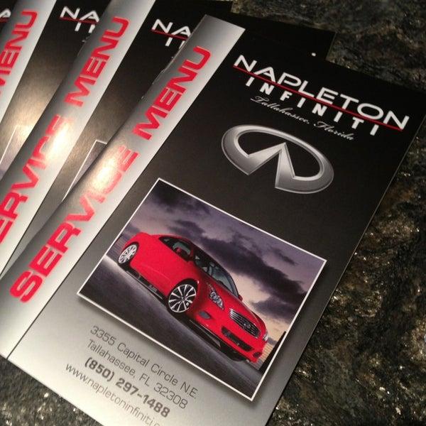 Napleton Infiniti Tallahassee >> Photos At Napleton Infiniti Of Tallahassee Tallahassee Fl