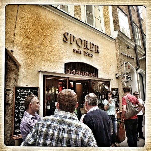 7/6/2013에 白峻昊님이 Sporer Likör- Punschmanufaktur seit 1903에서 찍은 사진