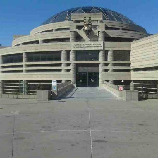 Foto scattata a Charles H Wright Museum of African American History da AH H. il 1/30/2013